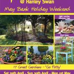 Hanley Swan Open Gardens