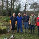 The Hanley Swan Community Project in action 2017